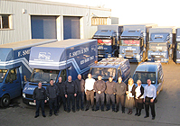 FSmith Removals team