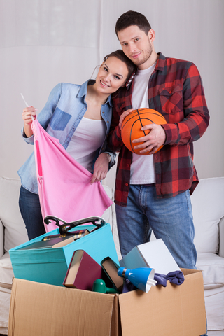 Moving, Packing and De-cluttering Your Home