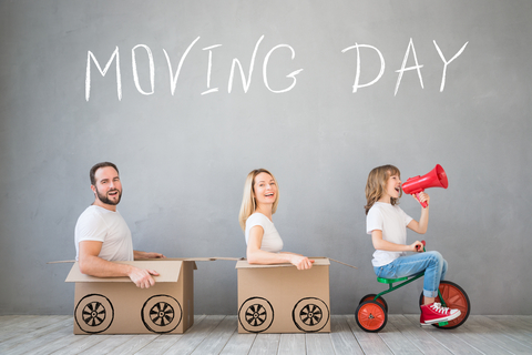 5 Tips for Reducing Stress on Move Day