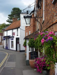 east-side-of-chobham-high-street-© Andrew Hill