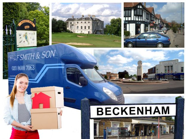 House-Removals-Beckenham